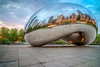 CLOUD GATE SKYLINE