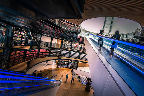 New Library of Birmingham