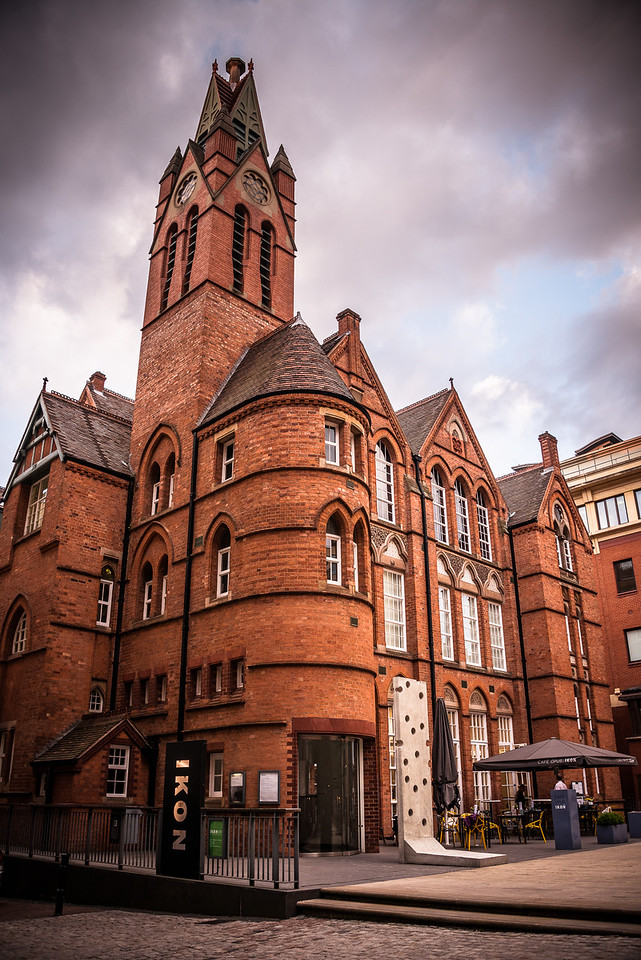 Ikon Gallery, Birmingham City Centre