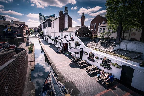 Canalside, Birmingham