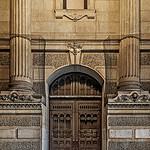 City Hall South Portal Door