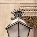 PAFA Lamp, Architectural Detail