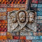 Three Cherub Heads