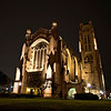 Rockefeller Chapel (Architect: Bertram Goodhue)
