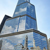 Trump International Hotel and Tower (Architect: Adrian Smith)