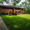 The Arthur B. Heurtley House (Architect: Frank Lloyd Wright)