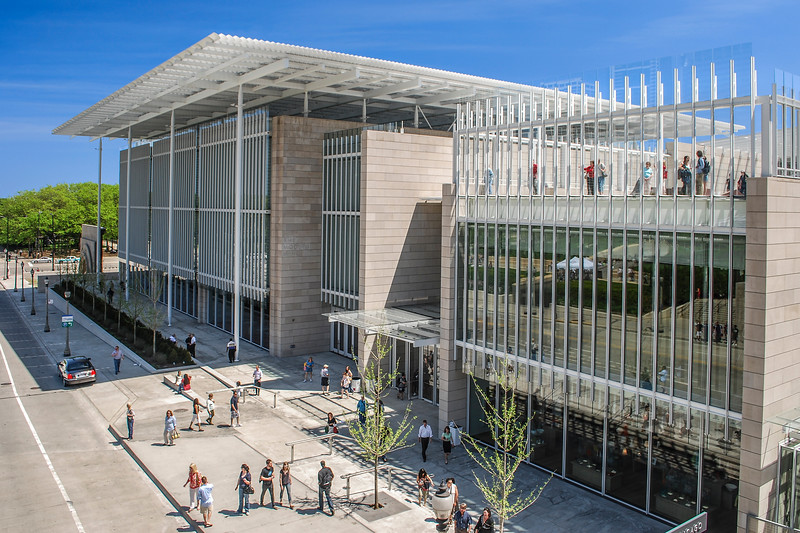 Modern Wing, Art Institute of Chicago (Architect: Renzo Piano)