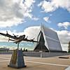 Air Force Academy Chapel (Architect: Walter Netsch)