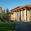 J. Henry Meyer Memorial Library (Architect: John Carl Warnecke)