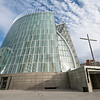The Cathedral of Christ the Light (Architect: Craig W. Hartman)