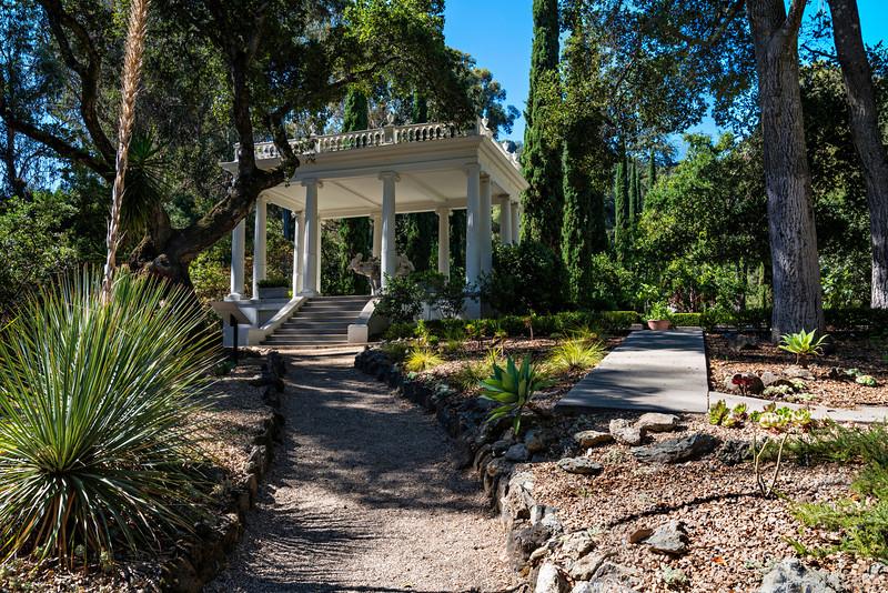 At Villa Montalvo