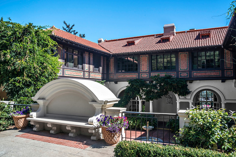 Villa Montalvo (Architects: William Curlett, Alexander Curlett, Charles Gottschalk)