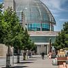 San Jose (California) City Hall Rotunda (Architect: Richard Meier)