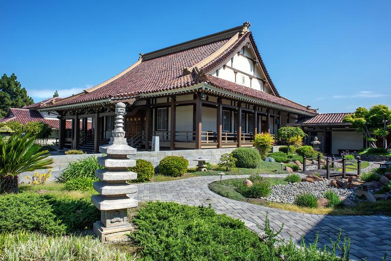 San Jose Buddhist Church Betsuin (Architect: George Shimamoto)