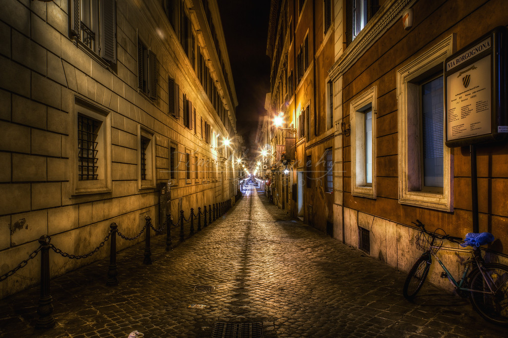 Rome backstreet