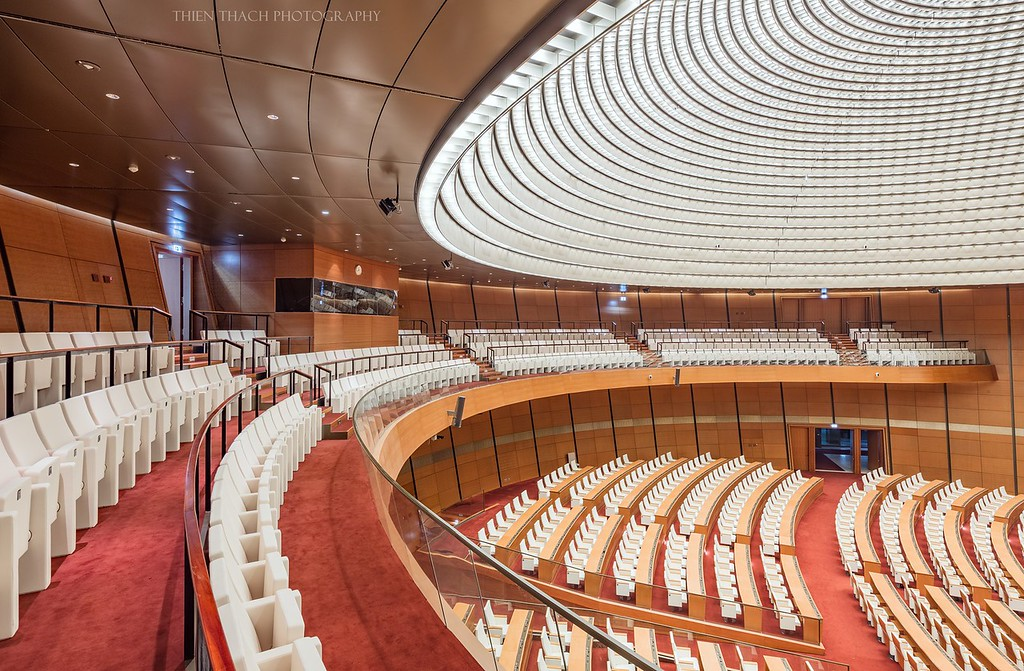 Architecture - Interior | Vietnam National Assembly House