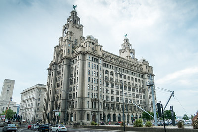 The Royal Liver Building, Liverpool