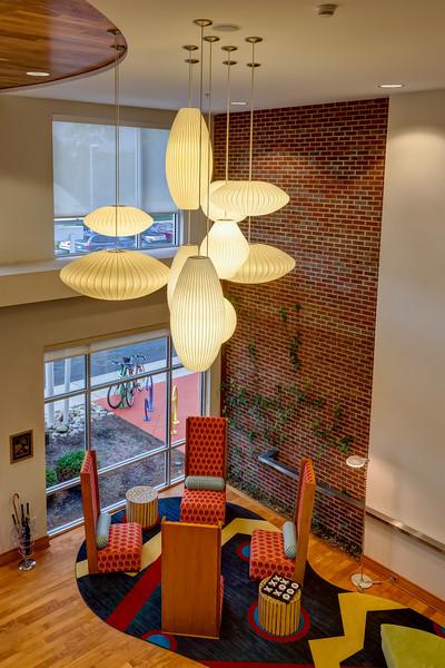 The Hotel Indigo Columbus Architectural Center