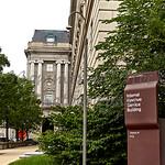 Internal Revenue Building Sign