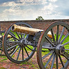 Cannons at Fort Washington