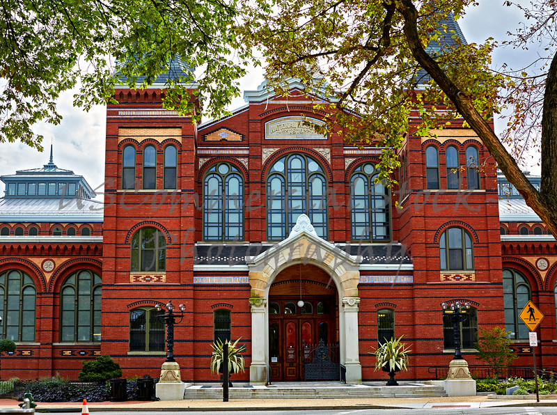 Smithsonian Arts and Industry Building