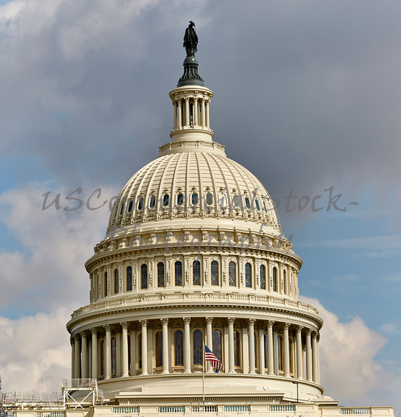 US Capital Building Dome