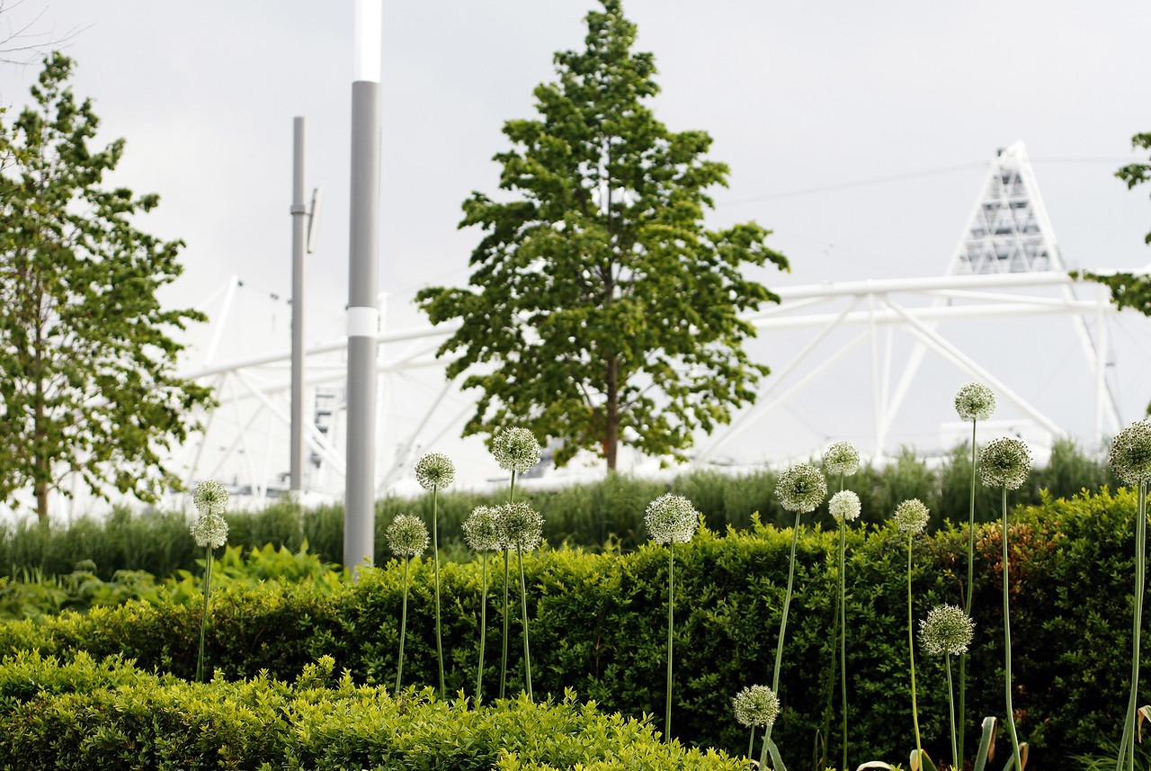 Queen Elizabeth Olympic Park, LDA Design