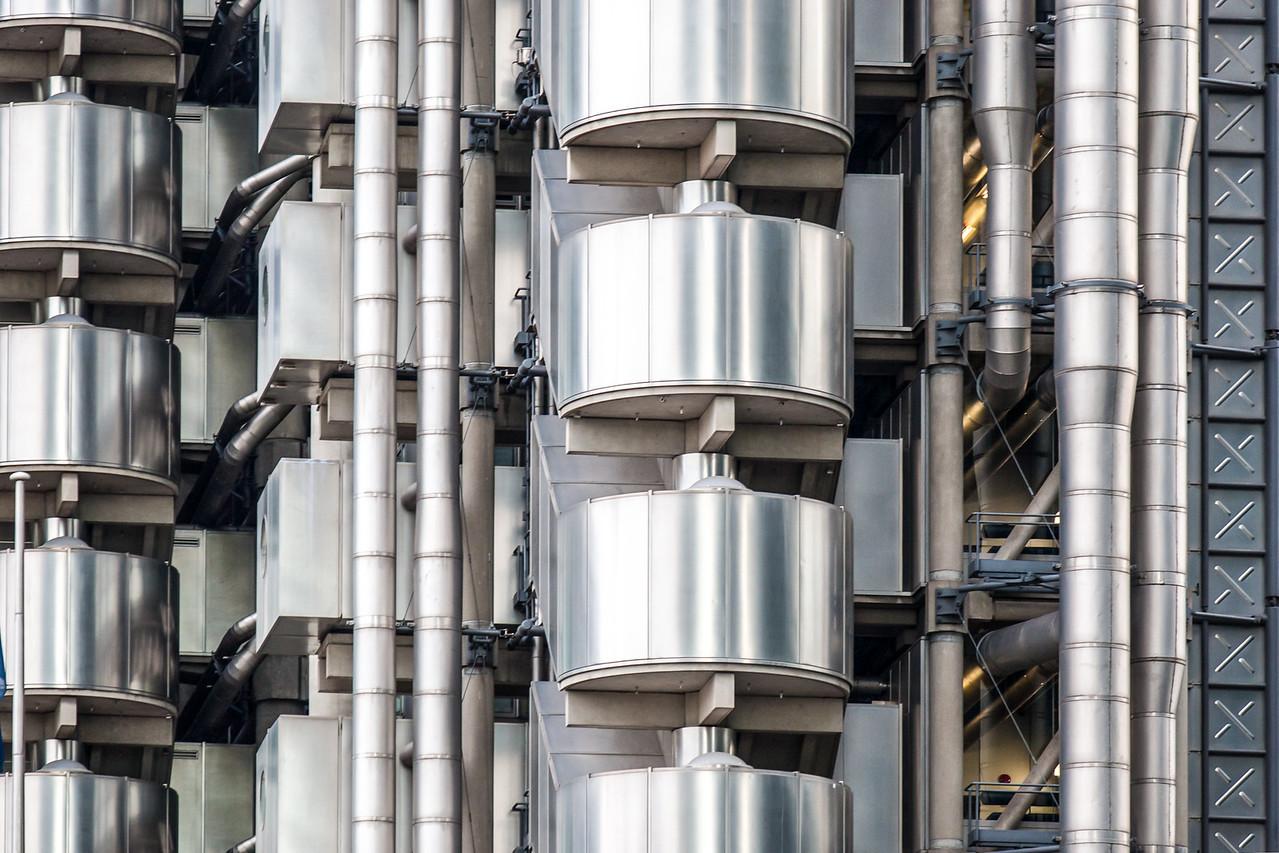 Lloyds Building, City of London