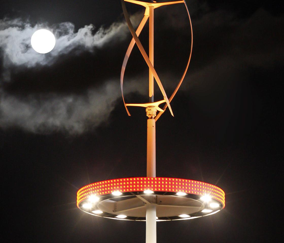 Halo, Queen Elizabeth Olympic Park, LDA Design