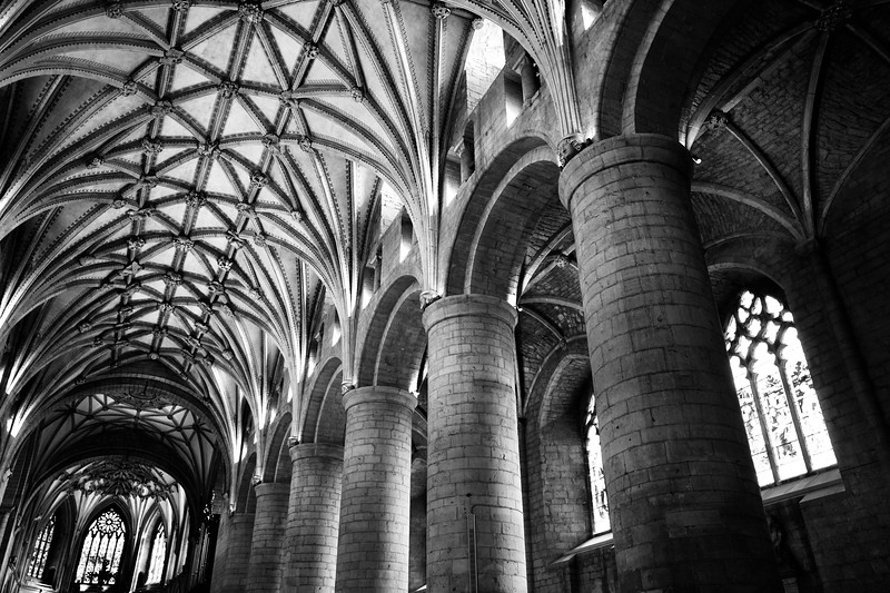 Tewkesbury Abbey Architecture