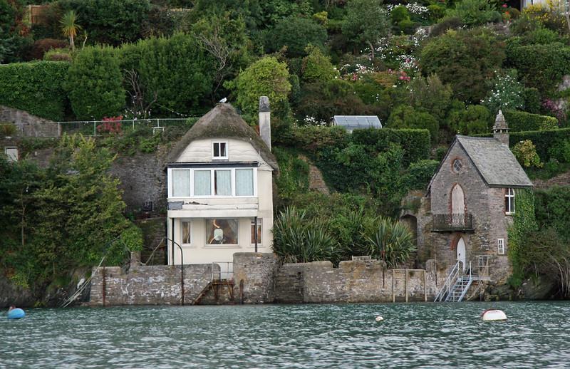 Gorgeous houses, Devon - September 2007