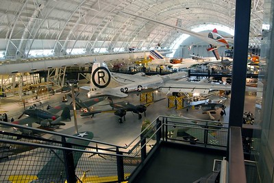National Air and Space Museum, Udvar-Hazy Center - April 2005