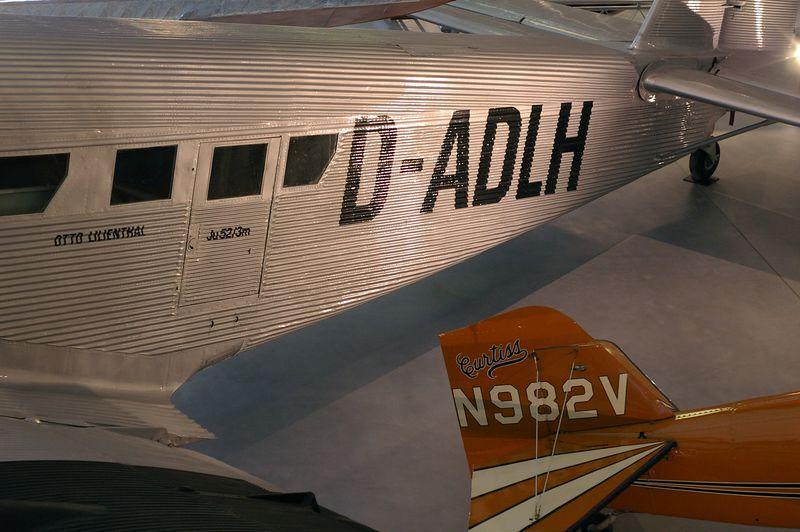 National Air and Space Museum, Udvar-Hazy Center - April 2005