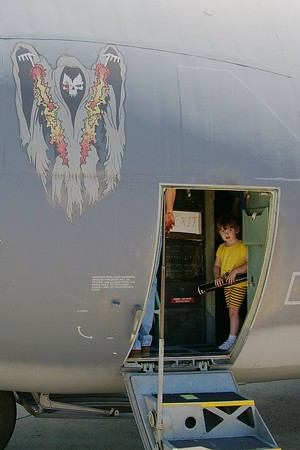 Andrews Air Force Base - May 2005