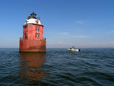 Lighthouse, Chesapeake Bay - October 2006