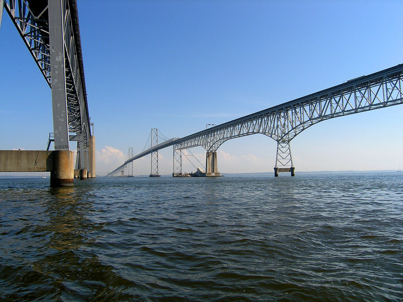 Chesapeake Bay Bridge - October 2006