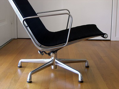 Aluminum Group Chair by Charles and Ray Eames (p4060508-C)