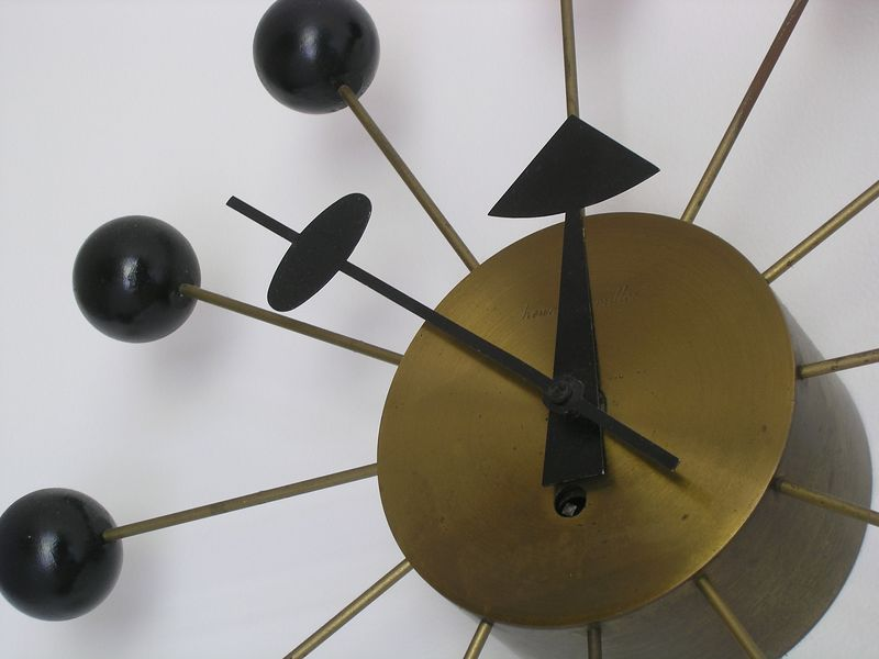 Ball Clock by George Nelson (p3250424)