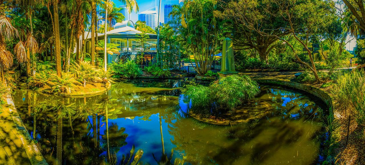 Royal Botanic Gardens, Sydney, NSW, Australia