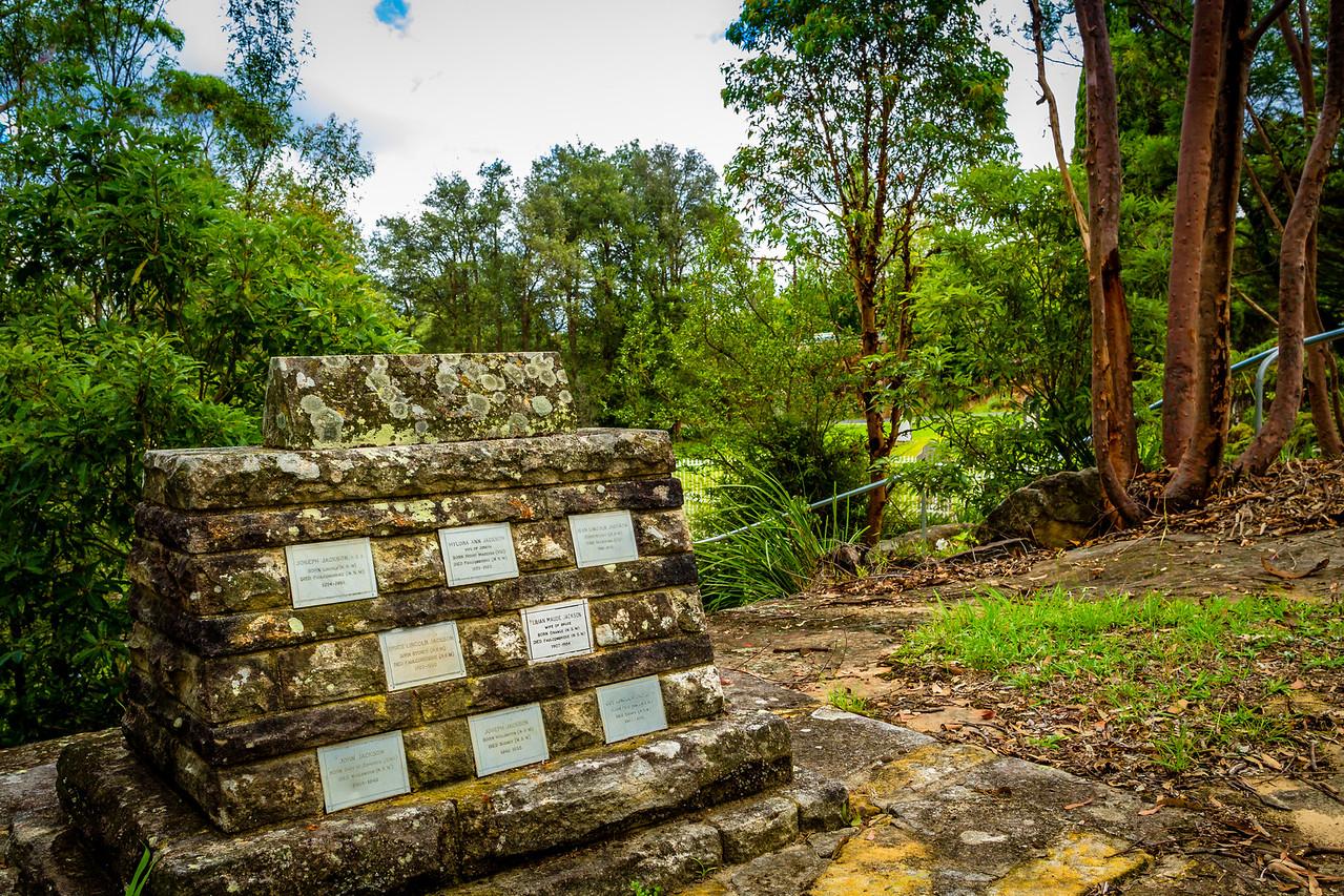 Faulconbridge, Blue Mountains, NSW, Australia