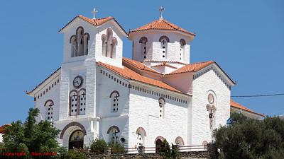 Batsi Church, Andros