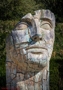 Face Sculpture - Florence