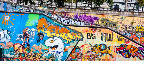 Urban Graffiti (Wide)