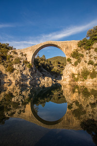 Pont d Llierca Pyrenees