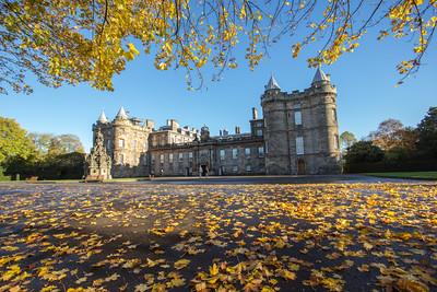 Holyrood House, Scotland