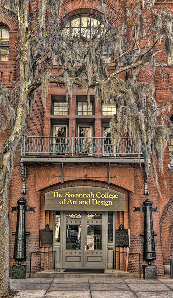 Poetter Hall-  SCAD Admission and Welcome Center