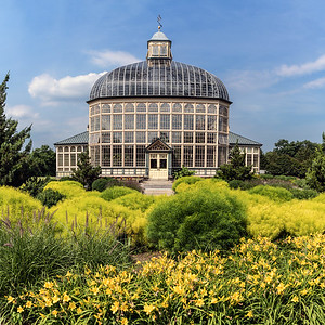 Botanical Gardens Building