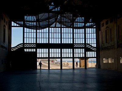 The old Casino in Asbury Park, along the Jersey Shore.