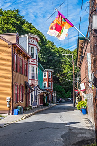 Old Street Jim Thorpe