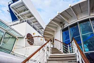 Celebrity Summit Steps
